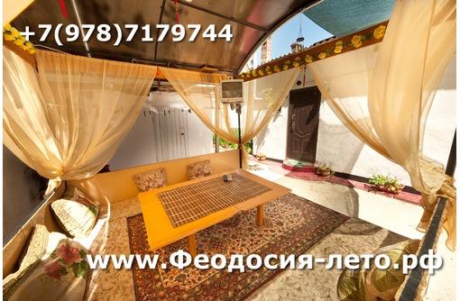 Аренда домиков в Феодосии., фото — «Реклама Феодосии»