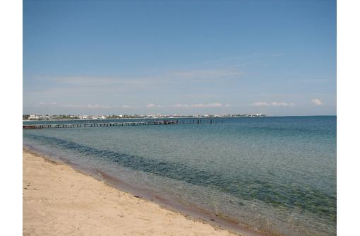 Пансионат в самом солнечном городе Крыма со своим пляжем, фото — «Реклама Евпатории»