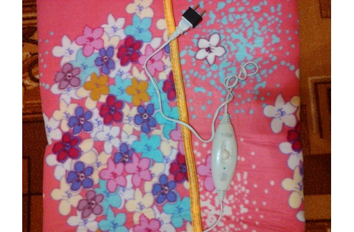 Одеяло согревающее Электрическое, фото — «Реклама Керчи»