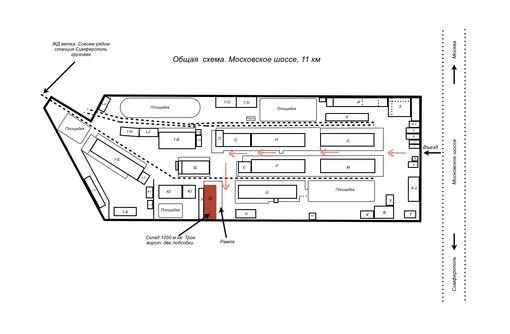 Продам хорошую промышленную базу в г.Симферополе, фото — «Реклама Симферополя»