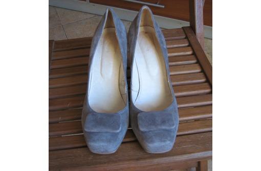 Туфли замшевые размер 40., фото — «Реклама Севастополя»