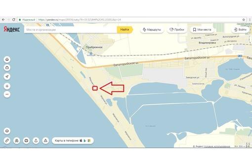 Продаётся участок возле моря в городе Саки!, фото — «Реклама города Саки»