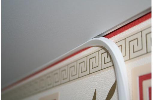 Декоративная вставка для натяжного потолка, фото — «Реклама Симферополя»