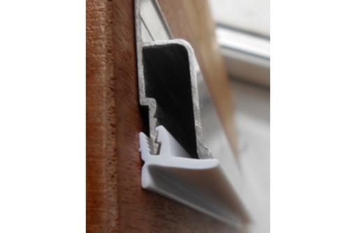 Профиль алюминиевый для натяжного потолка, фото — «Реклама Симферополя»