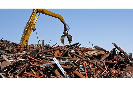 Купим металлолом по выгодным ценам! Резка, демонтаж, вывоз металла собственными силами!, фото — «Реклама Севастополя»