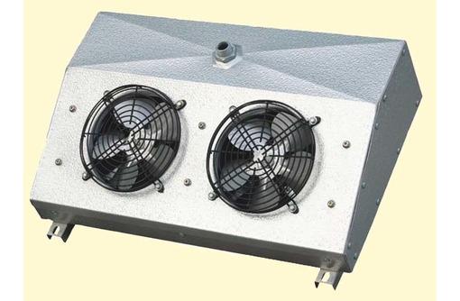 Испарители,воздухоохладители для морозильных,холодильных камер.Установка,гарантия., фото — «Реклама Евпатории»