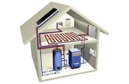 Монтаж водопровода и отопления., фото — «Реклама Севастополя»