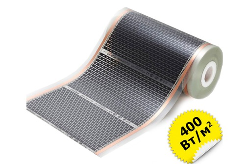 MARPE 400 «Мощная» полосатая инфракрасная пленка, фото — «Реклама Севастополя»