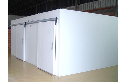 Монтаж холодильных камер из сендвич панелей.Доставка,сборка,гарантия, фото — «Реклама Феодосии»