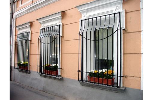 Решетки оконные металлические от 1700руб, фото — «Реклама Севастополя»