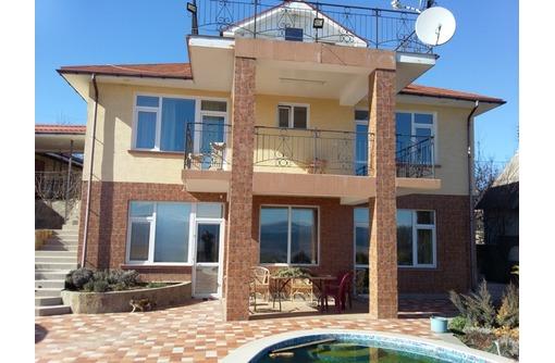 Продается жилой дом район Дергачи СТ Вишенка 206кв.м. с бассейном, фото — «Реклама Севастополя»