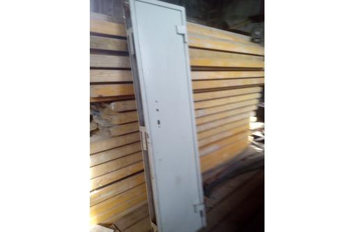 Продам металлическую дверь, фото — «Реклама Ялты»