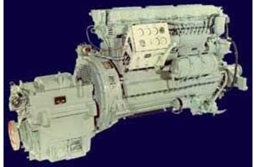 3Д6С2 Главный судовой двигатель, фото — «Реклама Севастополя»