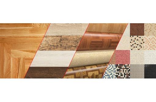 Любые виды напольного покрытия, качественно, быстро, не дорого., фото — «Реклама Севастополя»