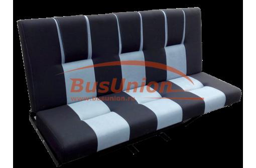 Универсальный автомобильный диван, фото — «Реклама Севастополя»