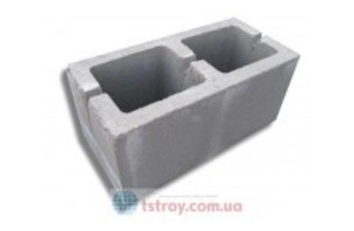 шлакоблок цветной и серый, фото — «Реклама Севастополя»