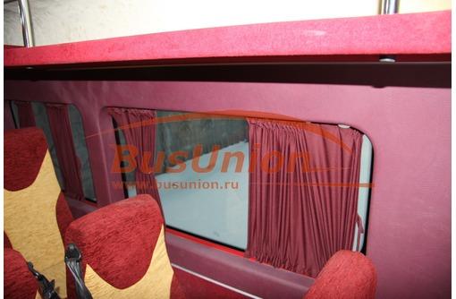 Шторки на микроавтобус Ивеко Дейли, фото — «Реклама Старого Крыма»