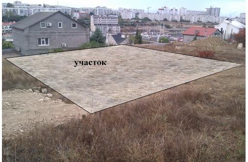 участок 5 сот под ИЖС в б. Стрелецкая, ул. Коралловая, фото — «Реклама Севастополя»