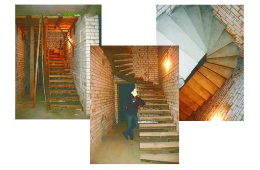 Лестницы бетонные элитные монолитные, фото — «Реклама Севастополя»