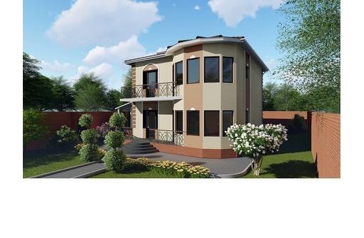 Построим дом 186 м2 у заповедника Карадаг, фото — «Реклама Феодосии»