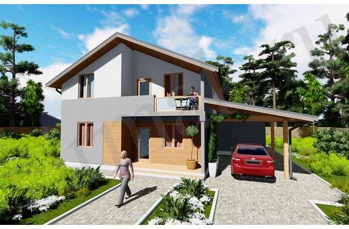 Дома из СИП панелей под ключ – проектируем, производим и строим за 1 месяц, качество по лучшей цене, фото — «Реклама Симферополя»