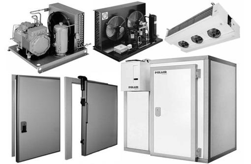 Холодильное,морозильное оборудование с доставкой и установкой.Гарантия., фото — «Реклама Симферополя»
