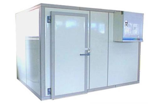 Холодильные камеры для хранения молочных продуктов, фото — «Реклама Симферополя»