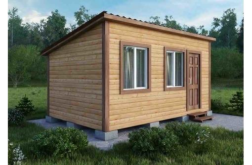 Дачный домик, новый. Профессионально. Доставка, установка. Короткие сроки!, фото — «Реклама Севастополя»