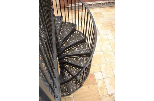 Лестницы любой сложности изготовление и монтаж !!!, фото — «Реклама Ялты»