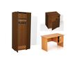 Мебель дсп для общежитий,гостиниц,тумбы прикроватные дсп оптом от производи, фото — «Реклама Фороса»