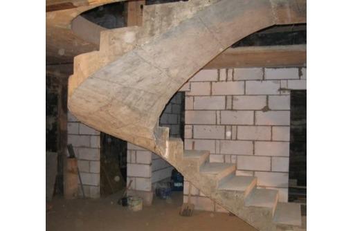 бетонные лестницы любой сложности - ваши фантазии, фото — «Реклама Севастополя»