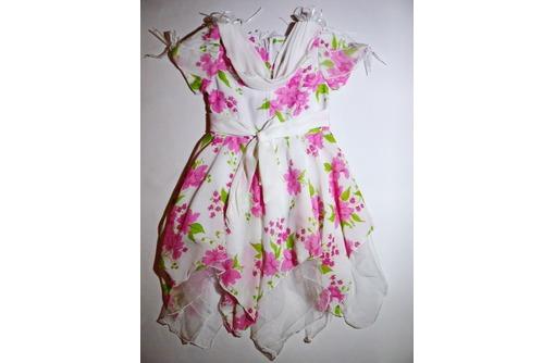 Новые пышные нарядные платья ,размеры 116- 128. Разные цвета., фото — «Реклама Севастополя»
