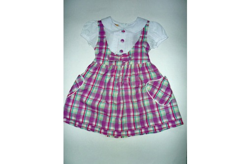 Новые хлопковые платья для девочки,супер. 98-122 размеры., фото — «Реклама Севастополя»
