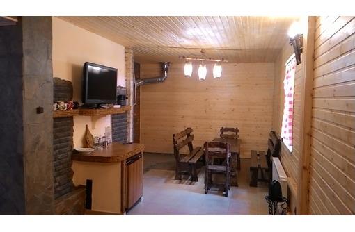 Хатабаня Сауна баня на дровах, фото — «Реклама Симферополя»