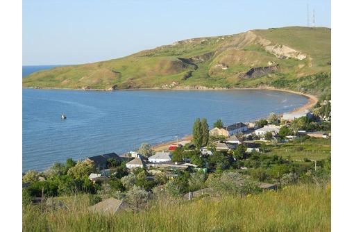 Продам участок 10 соток ИЖС на побережье Азовского моря в Юркино, фото — «Реклама Керчи»