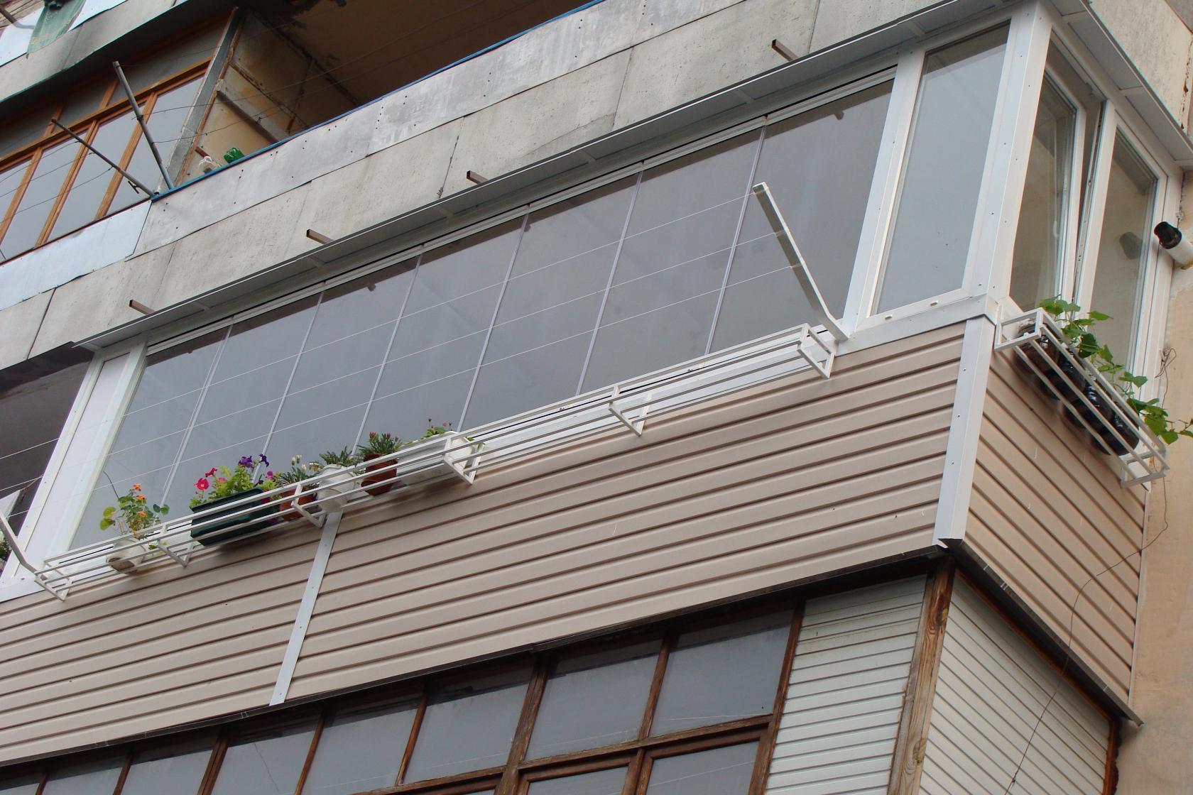Балконы. изготовление балконов в севастополе и Ялте - 10000 .