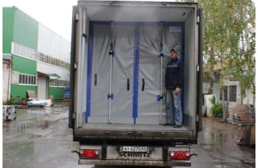 Мягкие термоперегородки для рефрижератора в Крыму, фото — «Реклама Симферополя»