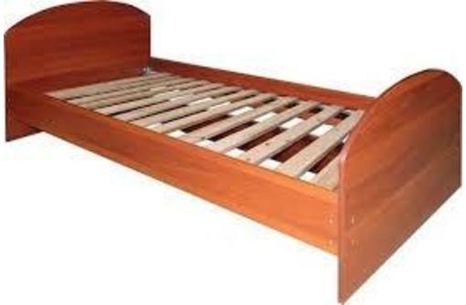 Металлические кровати для лагерей, домов отдыха, пансионатов, фото — «Реклама Красногвардейского»