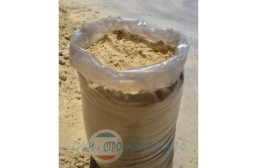 Песок в мешках (речной, морской), фото — «Реклама Симферополя»