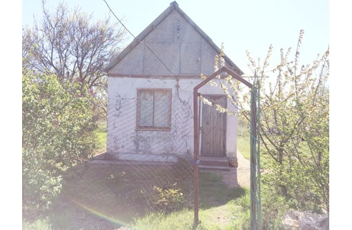 Продам участок 4,2 сотки с домиком НЕДОРОГО!, фото — «Реклама Севастополя»