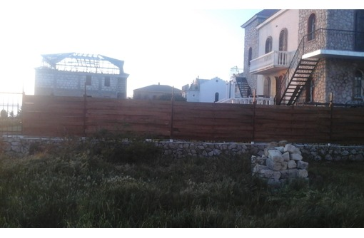 заборы  ПО САМЫМ НИЗКИМ ЦЕНАМ, фото — «Реклама Севастополя»