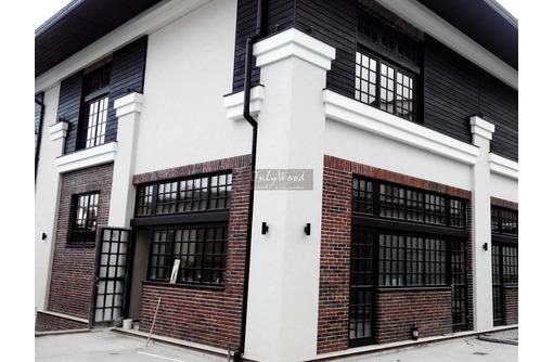 Фасад, фасадная доска, термодерево, фото — «Реклама Севастополя»