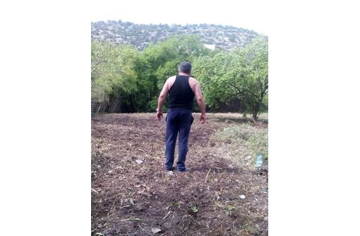 перекопка огорода покос спил., фото — «Реклама Севастополя»