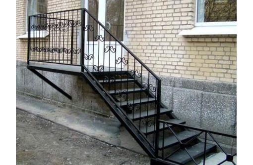Лестницы    металлические, фото — «Реклама Севастополя»