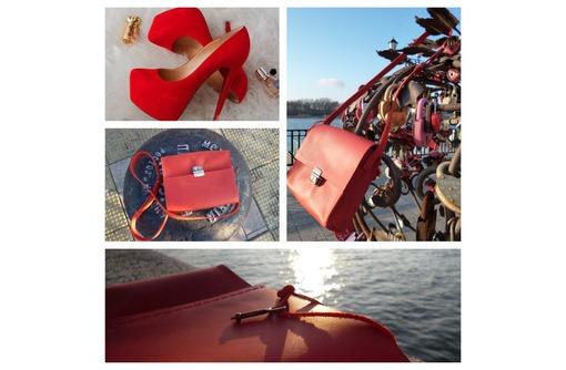 Кожаные сумки ручной работы, фото — «Реклама Симферополя»