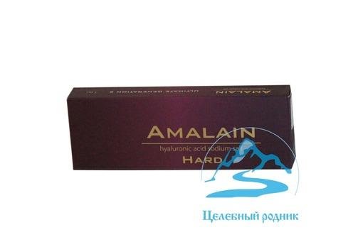 Филлер высокой плотности - Амалайн Хард ( AMALINE HARD ) Объём - 1мл. Уникальный препарат!, фото — «Реклама Джанкоя»