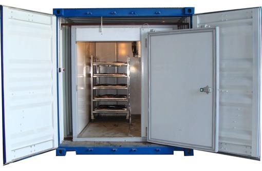Холодильные агрегаты для хранения рыбы и морепродуктов., фото — «Реклама Черноморского»