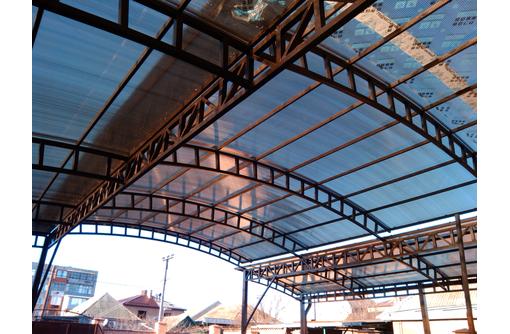 Заборы из профнастила, ворота, металлоконструкции в Севастополе – «Под ключ», фото — «Реклама Севастополя»