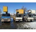 Аренда японской автовышки - Услуги в Крыму