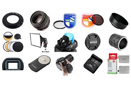 Продам фотоаксессуары для зеркальных камер, фото — «Реклама Севастополя»